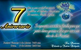 7mo aniversario 2011FSLN
